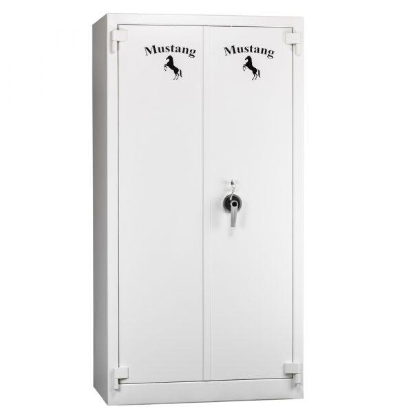 Armoire de sécurité anti-feu avec 100 portes clefs - Mustang Safes