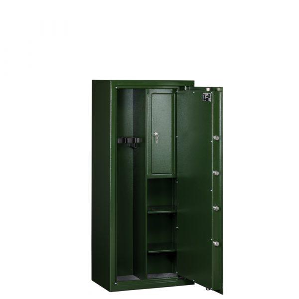 Petit coffre pour 4 armes - MSG 2-05 S1 - Mustang Safes