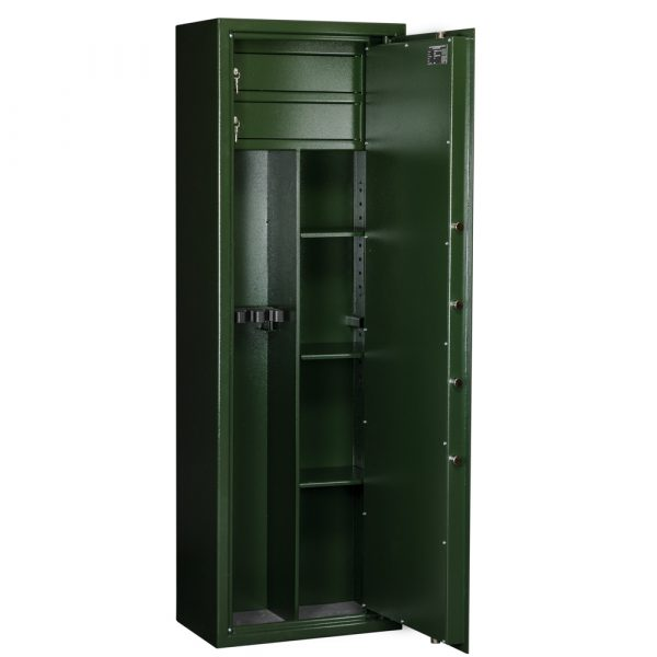 Coffre-fort modulaire de 4 à 8 armes - Mustang Safes