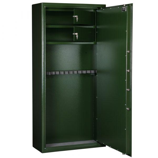 Coffre-fort Mustang Safes pour 14 armes