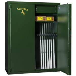 Grande armoire forte pour armes MSG S30 S1 - Mustang Safes