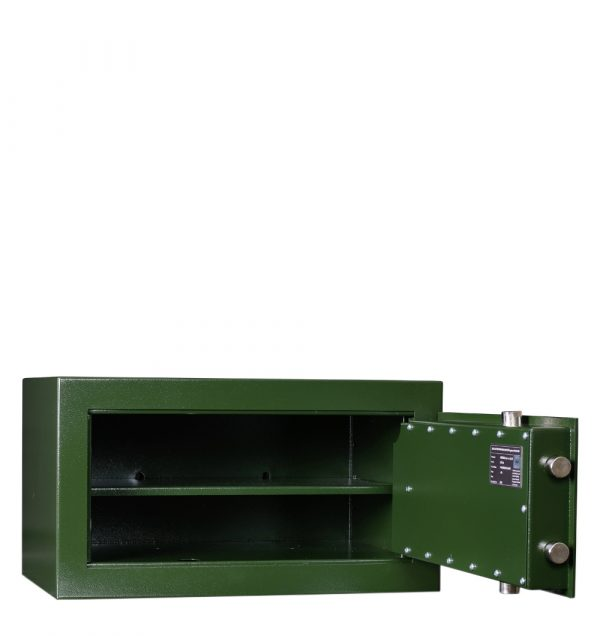 Coffre-fort ignifugé Mustang Safes - MSW-B 300 - 22 litres - Mustang Safes