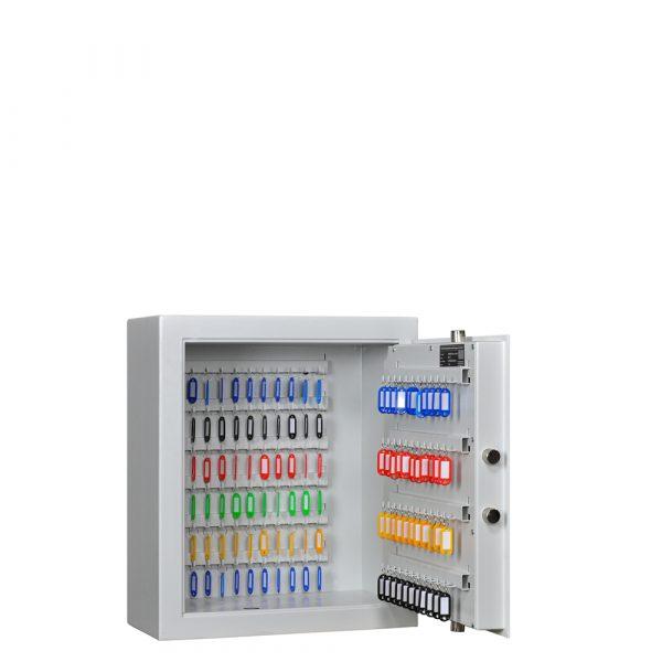 Coffre-fort pour clés de voiture - 70 crochets longs ou 110 crochets courts - Mustang Safes
