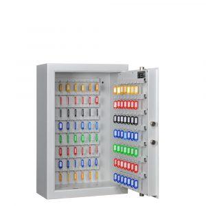 Coffre-fort pour clés de voiture – 105 crochets longs ou 165 crochets courts. - Mustang Safes