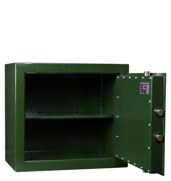 Coffre-fort agréé S2 Mustang Safes - MSW-B 500 - 44 litres - Mustang Safes