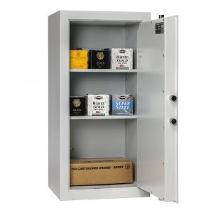 Grand coffre pour armes de poing – classe de sécurité S2 – MS-MT-01-905 - Mustang Safes