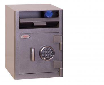 Coffre pour dépôts à trappe serrure électronique MS SS0996E - Mustang Safes