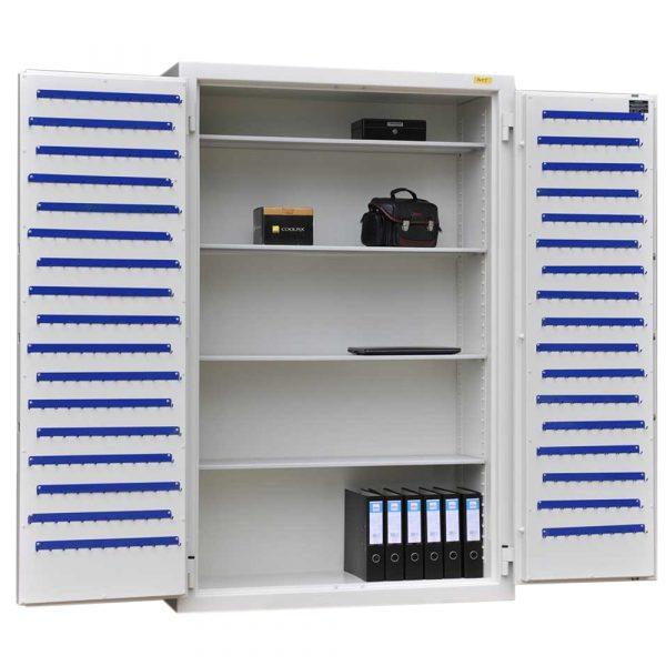 Coffre à clés - 374 crochets - Occ 1454 - Mustang Safes