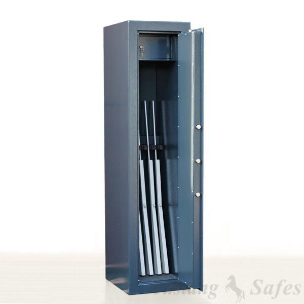 Armoire 5 fusils - Hauteur utile 139 cm - (réf. Démo 508)