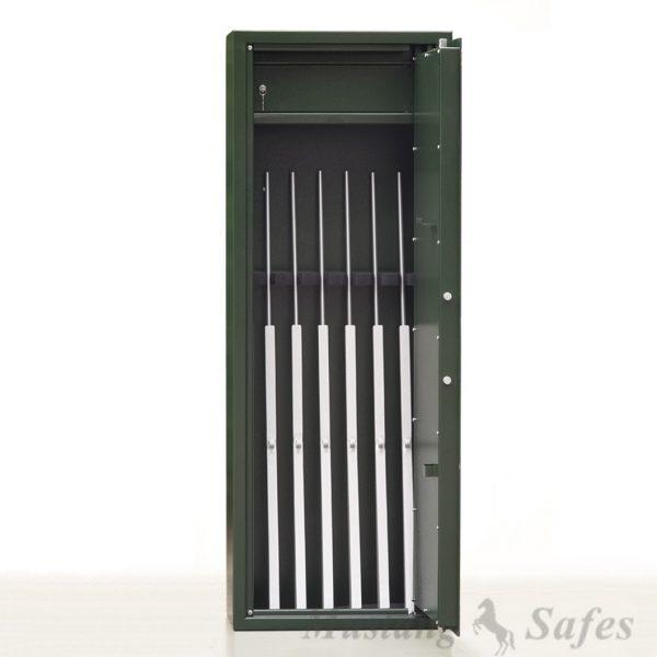 Armoire blindée Mustang Safes pour 8 armes - MSG 3-10 S1