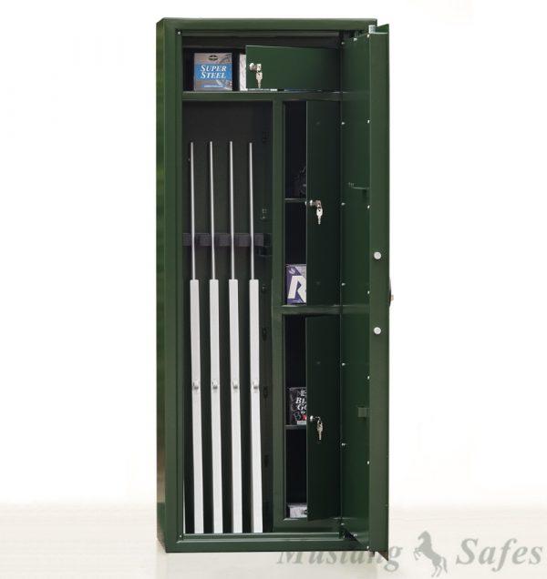 Coffre-fort pour 5 fusils (réf. MSG 6-09 S1)