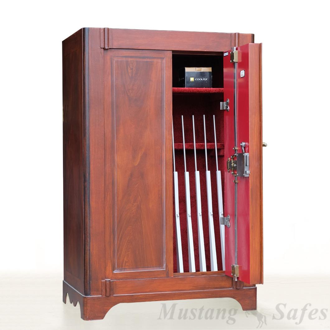 Armoire de chasse en bois - modèle Elsenburg - Occ 1206
