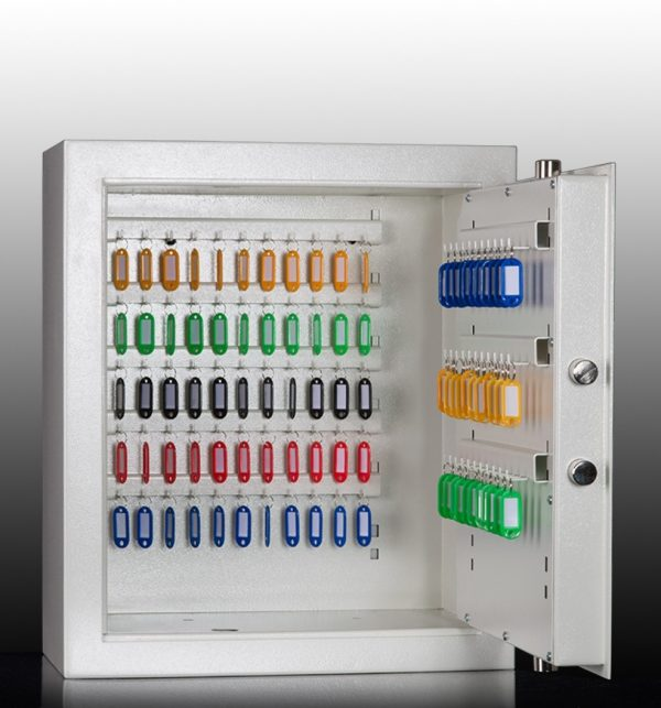 Coffre-fort pour clés de voiture Mustang Safes MSK 60-10 S2