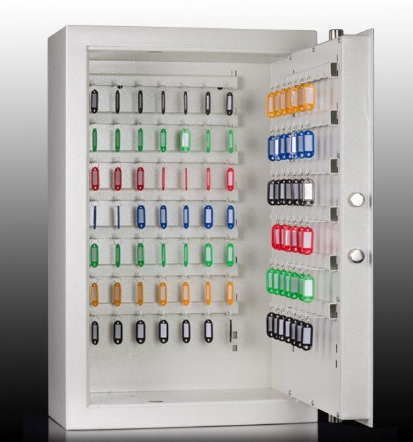 Coffre-fort homologué pour clés de voiture Mustang Safes MSK 80-15 S2