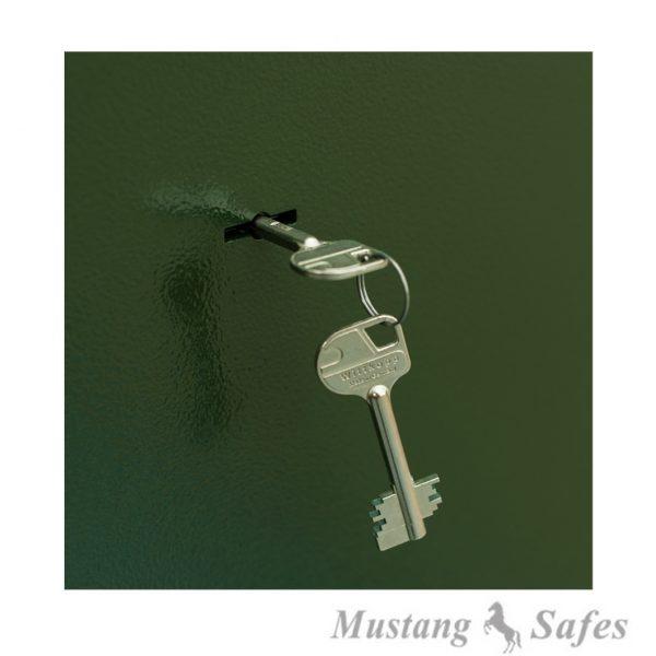 Coffre Mustang 6 armes de 140 cm - MSG 1-14 S1