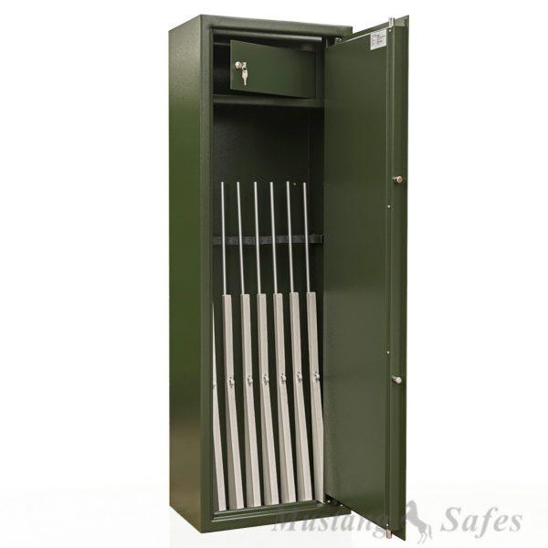 Armoire forte pour armes longues de 142 cm (réf. MSG 3-20 S1)