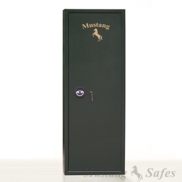 Armoire blindée Mustang Safes pour 8 armes