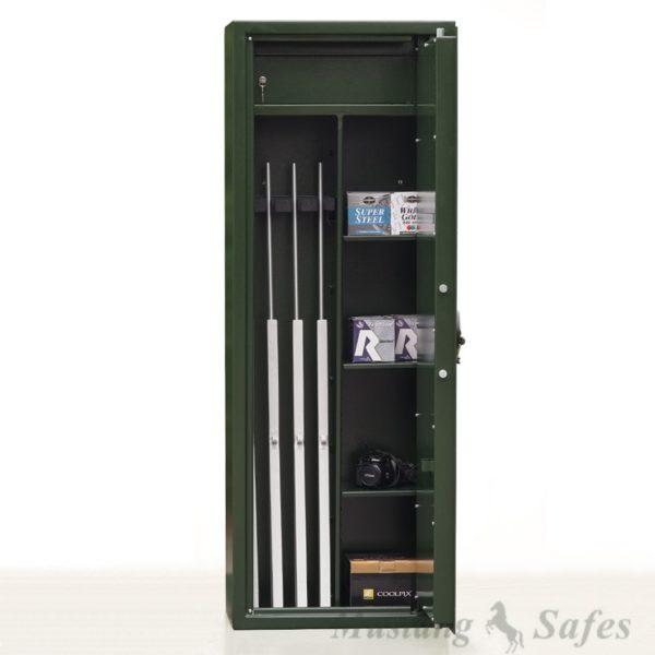 Coffre-fort pour armes modulable de 4 à 8 armes