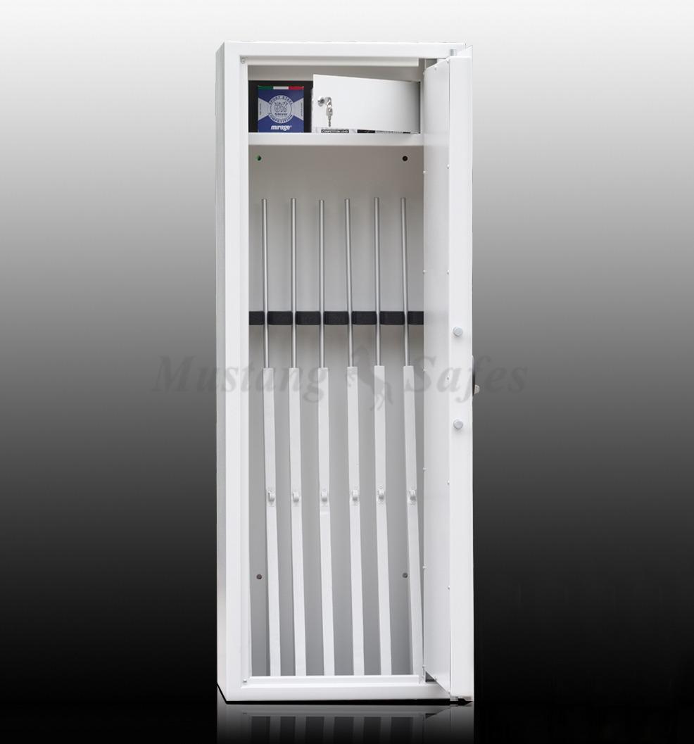 armoire 8 fusils mustangsafes fr. Black Bedroom Furniture Sets. Home Design Ideas
