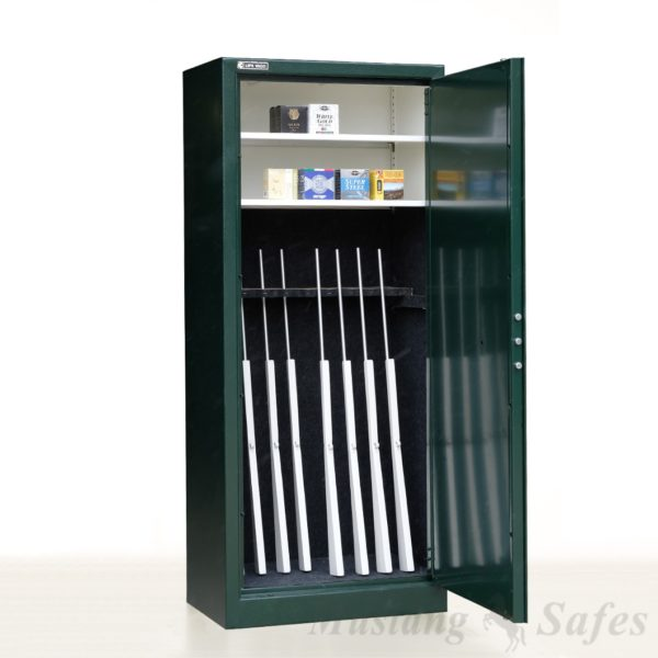 Armoire 16 fusils Lips Vago - Occ 1384 - Mustang Safes