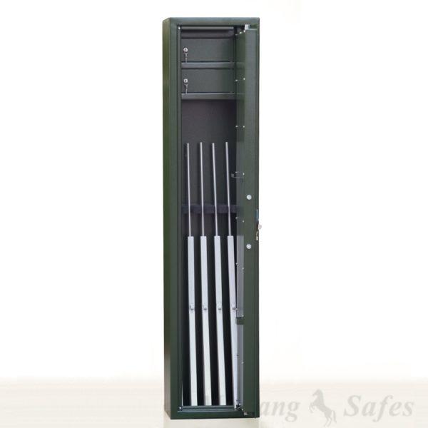 Armoire forte pour armes longues 130 cm