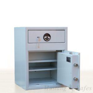 Coffre-fort de dépôt à tiroir (réf.MS-LS62-I-D) - Démo 631