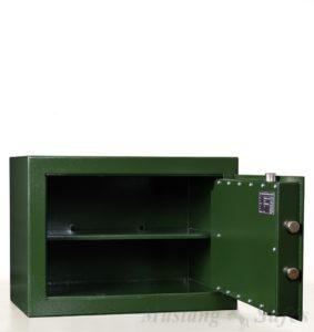 Coffre pour armes de poing et munitions MSW-B 400 - Mustang Safes