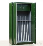 Armoire forte 10 armes / 20 armes - MSG S20 S2 - Mustang Safes