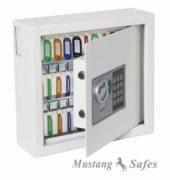 Armoire à clés KS0031E - 30 crochets - Mustang Safes