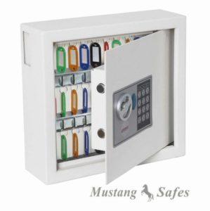 Armoire à clés KS0031E – 30 crochets - Mustang Safes