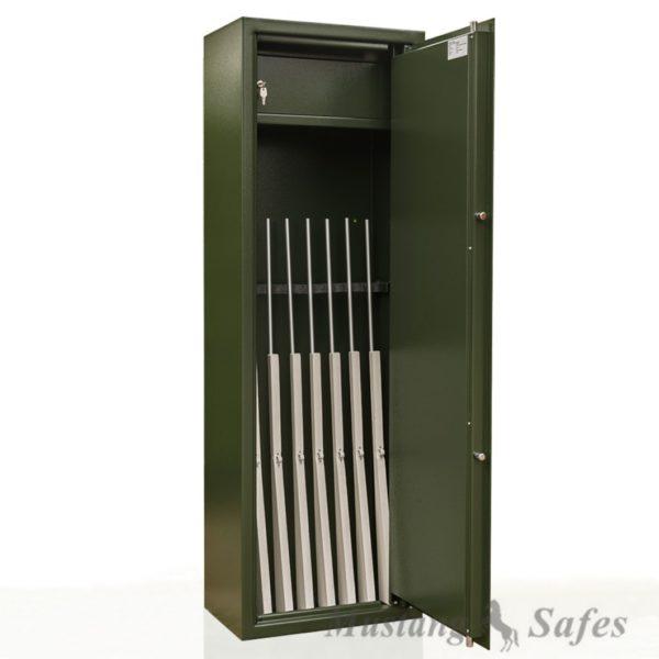 Armoire forte pour armes longues de 142 cm