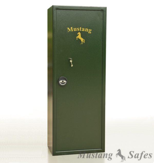 Coffre-fort armes de poing Police Municipale MSP-7 S1 - Mustang Safes