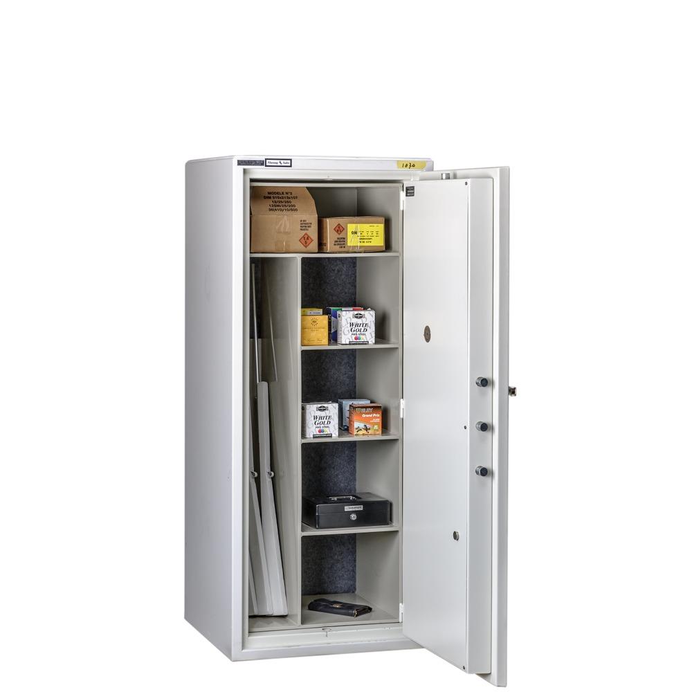 Armoire forte pour armes modulable Van den Hoven - OCC 1070 - Mustang Safes