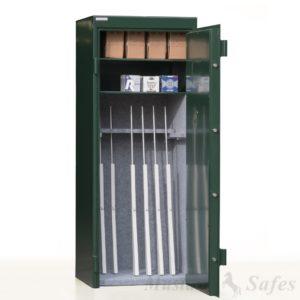Armoire forte pour 14 armes Remmers (réf. Occ 1331) - Mustang Safes