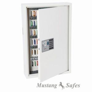 Armoire porte clés KS0033E – 144 crochets - Mustang Safes