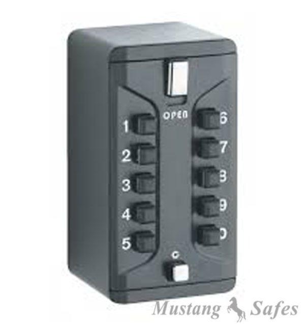 Mini-coffre pour clés KS0002C - Mustang Safes