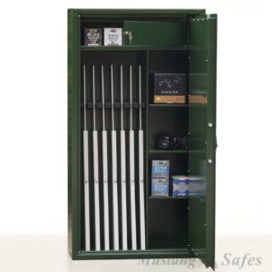 Coffre Mustang Safes pour 8 armes MSG 7-18 S1