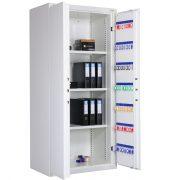 Occ 1498 - Armoire forte à clés Polifer - Mustang Safes