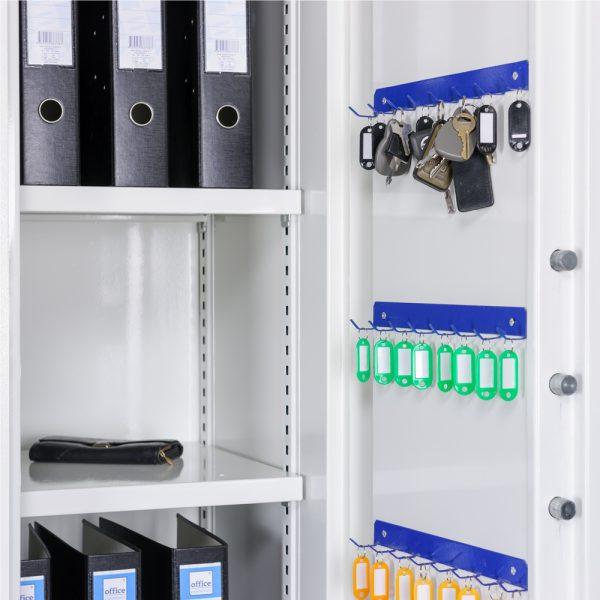 Armoire ignifuge à clefs Polifer - Occ 1499 - Mustang Safes