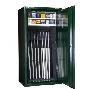 Exceptionnel coffre-fort pour armes longues Occ 1507 Lips - Mustang Safes