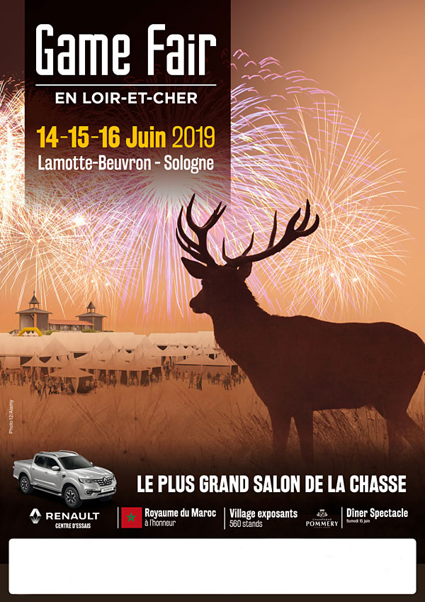 Mustang Safes au Game Fair 2019