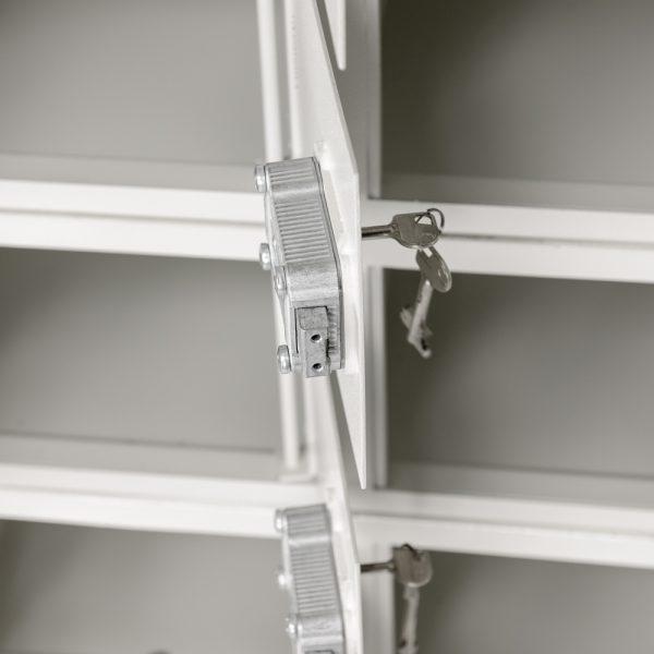 Casiers pour armes de poing - Mustang Safes