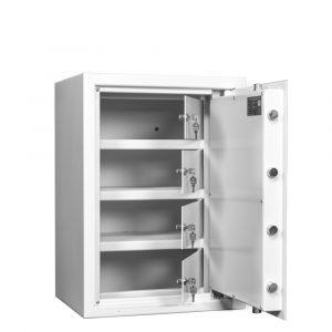 Coffre à compartiments police municipale – MSP-2-4 - Mustang Safes