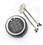 Serrure électronique avec clefs de secours MS-1850 - Mustang Safes