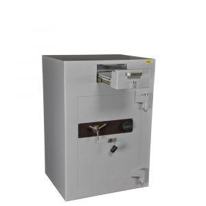 Coffre-fort de dépôt d'occasion – Occ 1567 - Mustang Safes