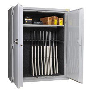 Grande armoire à fusils ignifuge – Occ 1564 - Mustang Safes