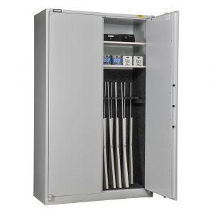 Grande armoire à fusils d'occasion – Occ 1582 - Mustang Safes