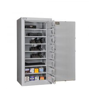 Coffre-fort de banque à compartiments – Occ 1589 - Mustang Safes